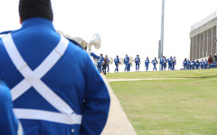 Reflections on UIL band marching contest