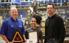 Lindale High School Senior Wins Good Neighbor Award