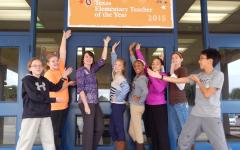 Not just an ordinary teacher