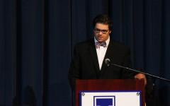 Speaking at State