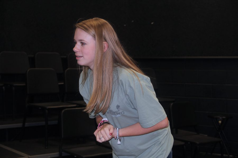 Theater auditions