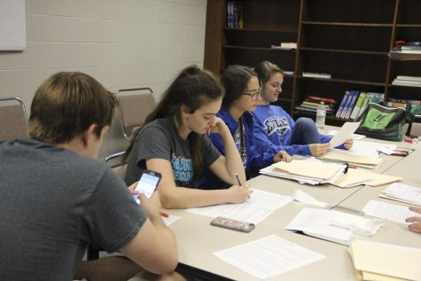LHS students named to All-State Journalism Staff