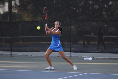 Tennis advances to area competition