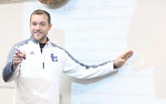 Coach brings South American experiences to the classroom