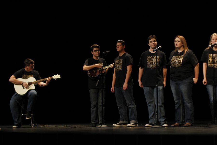 Choir is their forte