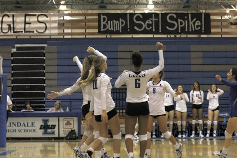 Volleyball bumped in playoffs