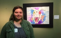 Student represents Lindale in Congressional Art Competition