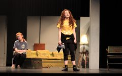 Theatre department presents 'Medea' for competition