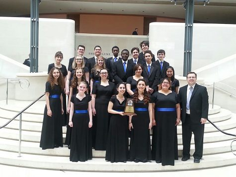 Varsity Chorale receives top ratings