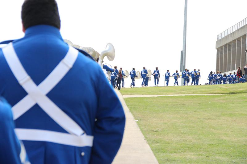 Reflections+on+UIL+band+marching+contest