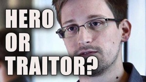 Was what Edward Snowden did for the good of the country?