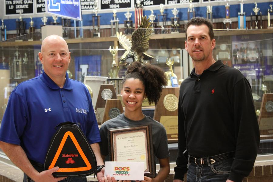 Lindale+High+School+Senior+Wins+Good+Neighbor+Award