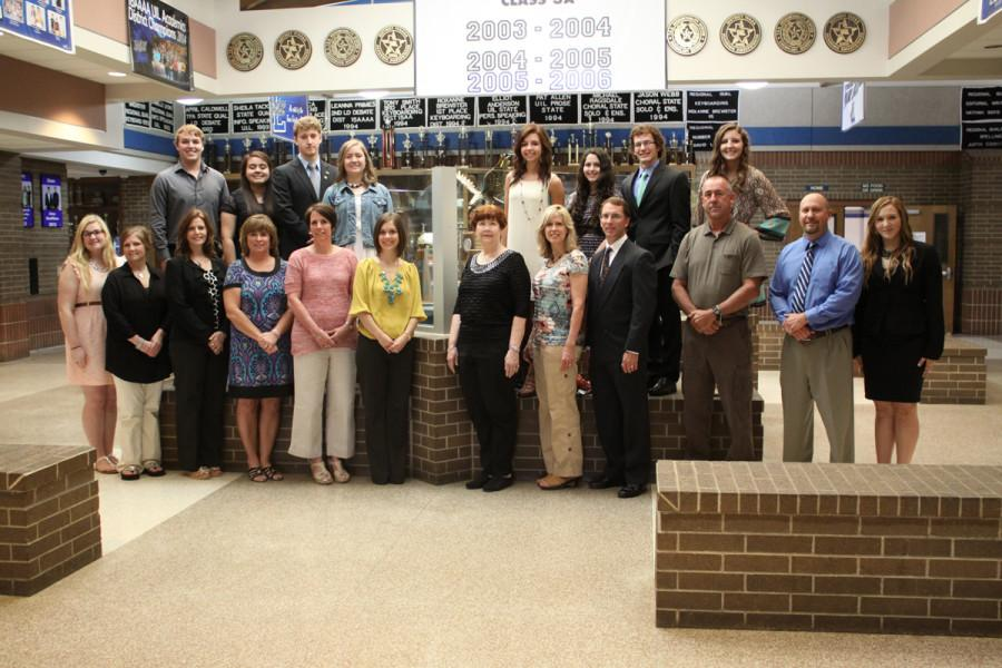Foundation Honors Class of 2014 Top Scholars and Educators