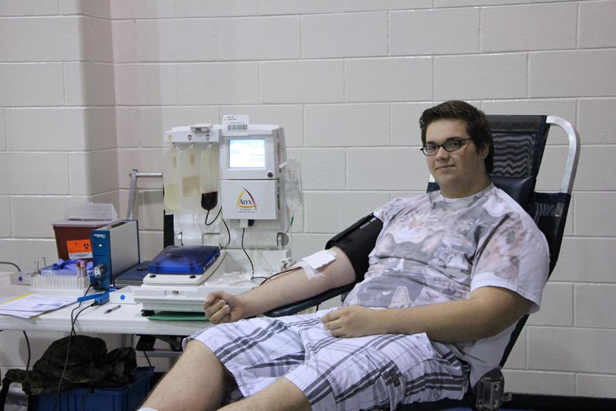 StuCo hosts blood drive
