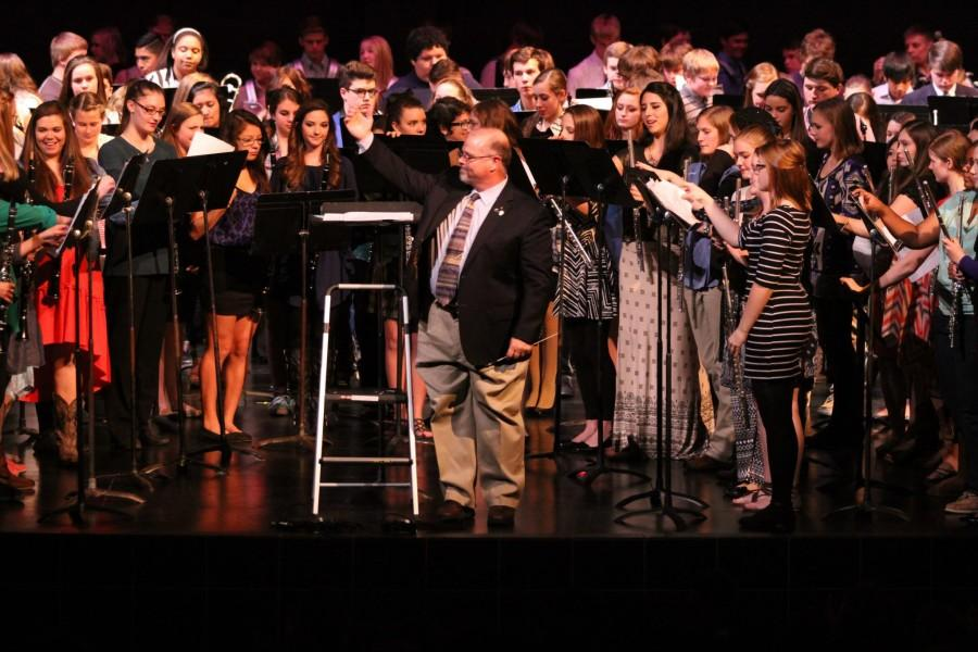 LISD Band Director Elected President of the Texas Bandmasters Association