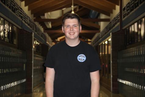 Photo of Garrett Brown