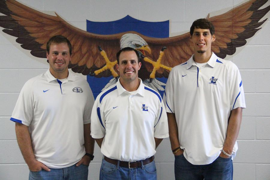 Three brothers, one team