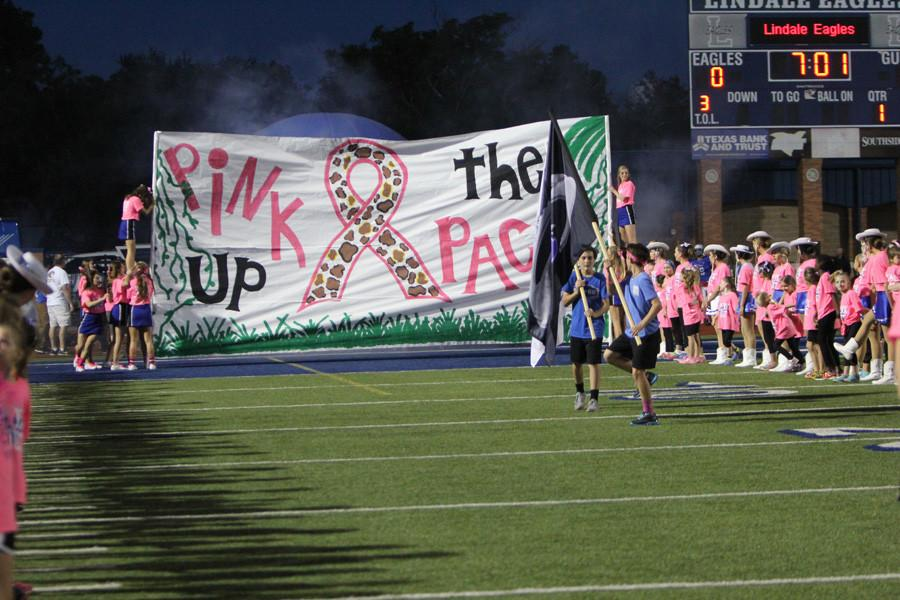 Sold out for Pink Out