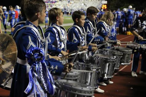Drumline making a change