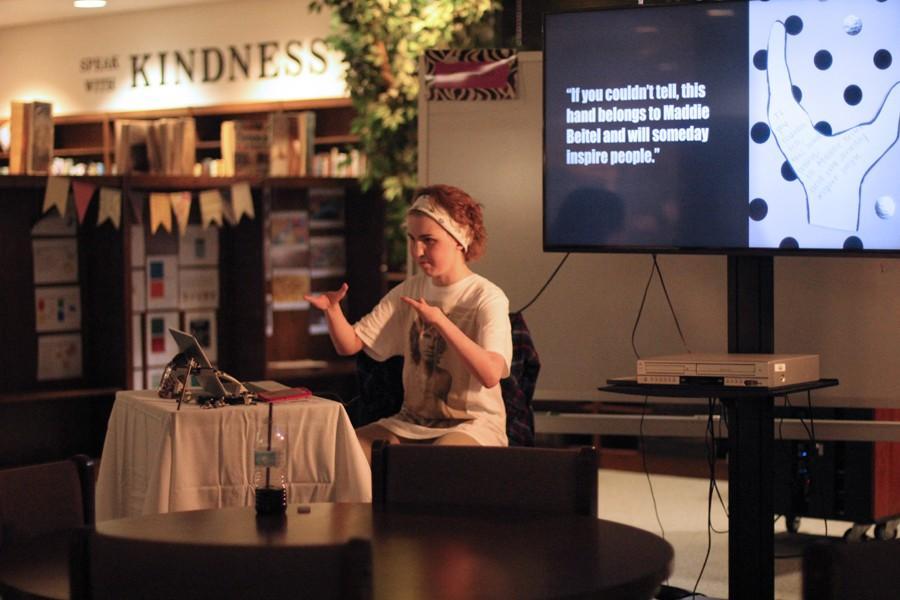 Junior to speak at first 'Inspire' event [part 1]