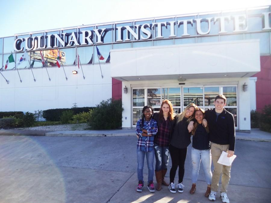 Culinary students compete in Houston