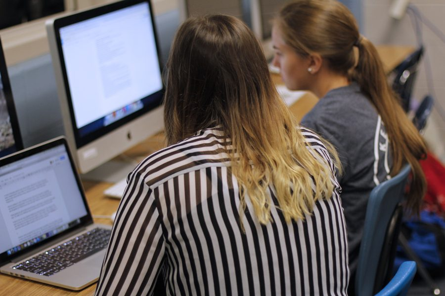 Students use current Macs