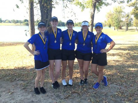 Golf wins 2nd at tourney