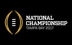 2017 College Football Playoff National Championship Poll