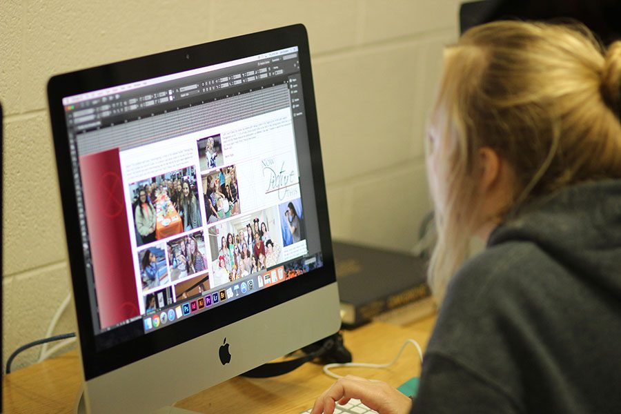 New iMacs arrive at high school