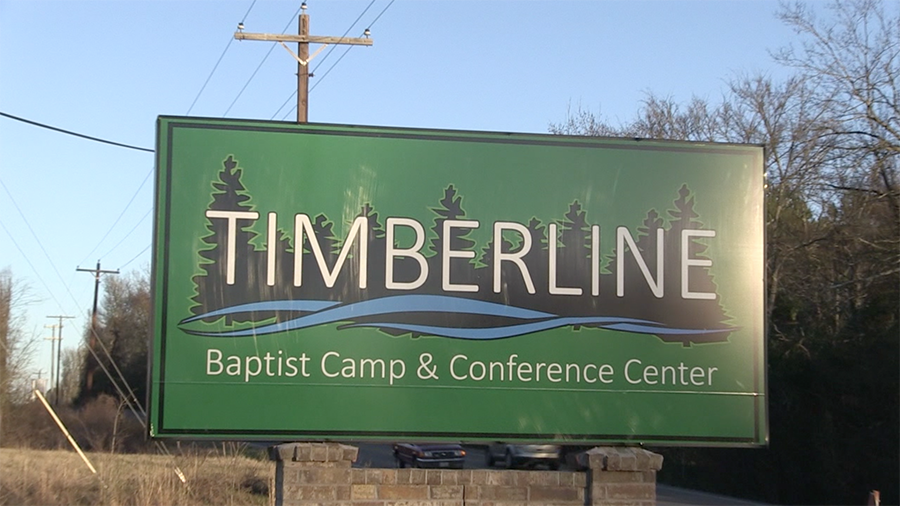 Several students spent the break counseling at Timberline Baptist Camp.