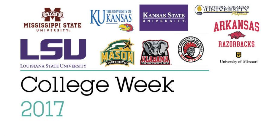 2017 College and Career week is taking place April 7 through 13.