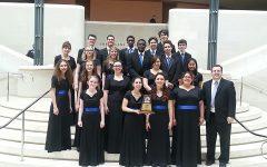 Varsity Chorale receives top ratings