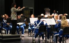 Band Sweeps UIL Concert and Sight-Reading Contest