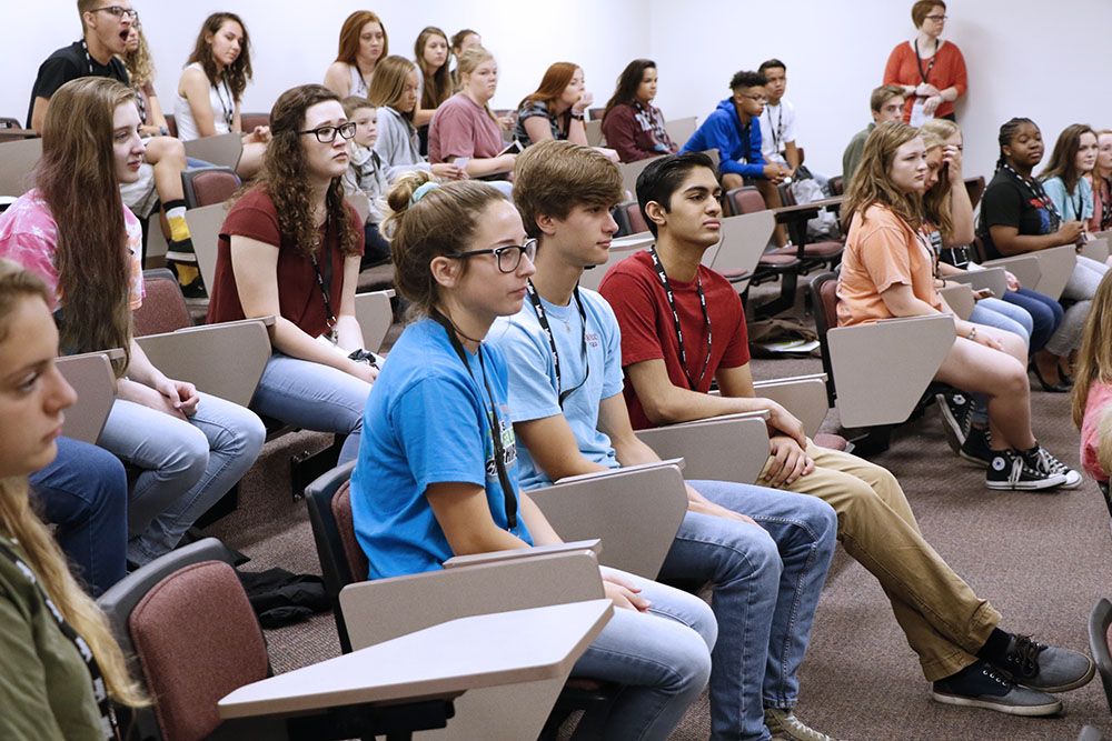 Student Journalists Attend Summer Workshop
