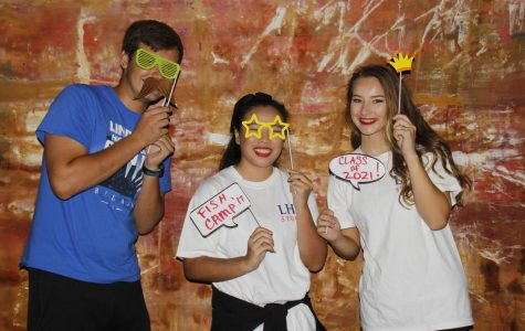 Fish Camp 2017 Photo Booth