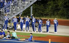 Larger Freshmen Class Brings More New Members to Band
