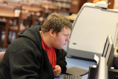 Student Technicians Help Faculty
