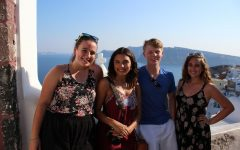 Lindale Students Venture to Europe