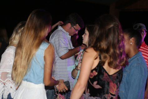 Star Steppers Host Homecoming Dance