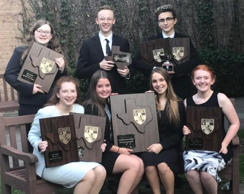 Speech and Debate Compete at St. Mark's