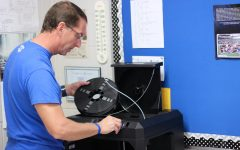 Classes Receive New 3-D Printers