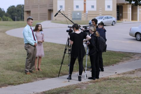 Audio Visual Class Prepares for Documentary [Part 1]
