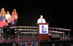 Veterans Honored at Assembly in PAC