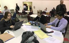 Debaters Advance to State