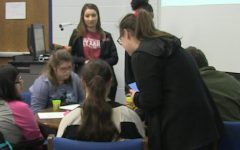 Psychology Students Teach Others About the Brain