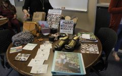 Sophomores Host Trunk Show for Teachers