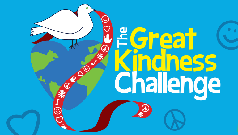Lindale kicks off their first annual Great Kindness Challenge. The goal of the challenge is to increase empathy and kindness throughout the district.