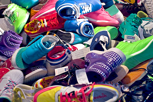 Sneakers are becoming increasingly popular among teenagers, so much so that they can be seen more and more everyday of the feet of LHS students.