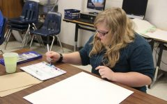 Art Students To Compete at Regional and Area Contests