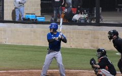 Baseball Competes over Spring Break
